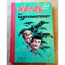 Hardy-guttene og vampyrmysteriet (nr. 54)
