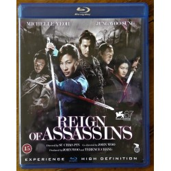Reign of Assassins (Blue-ray)