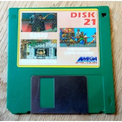 Amiga Action Cover Disk Nr. 21: Agony