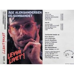Åge Aleksandersen og Sambandet- Levvå Livet!