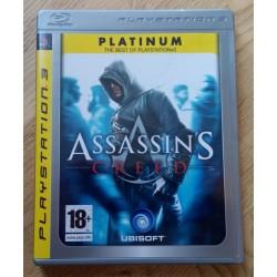 Playstation 3: Assassin's Creed - Platinum (Ubisoft)