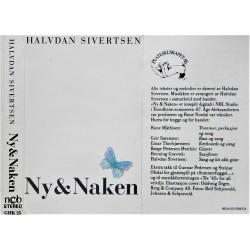 Halvdan Sivertsen: Ny & naken (kassett)