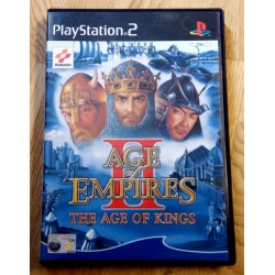Age of Empires II: The Age of Kings (Konami) - Playstation 2