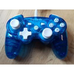 Playstation 3: Rock Candy - Kablet - Blå håndkontroll