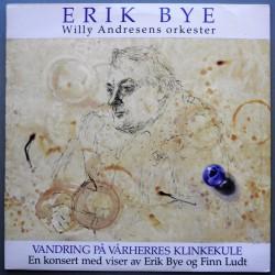 Erik Bye- Vandring på Vårherres klinkekule (LP-Vinyl)
