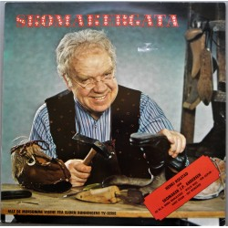 Henki Kolstad- Skomakergata (LP-Vinyl)
