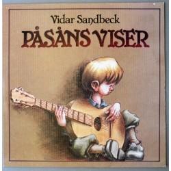 Vidar Sandbeck- Påsans viser (LP- Vinyl)