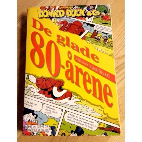 Donald Duck & Co - De glade 80-årene - Utvalgte historier fra Donald Duck & Co