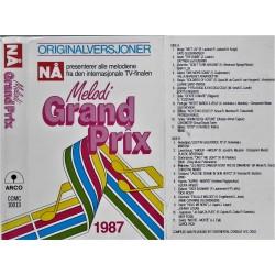 NÅ- Melodi Grand Prix 1987- Originalartister