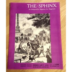The Sphinx: 1950 - February - An Independent Magazine For Magicians