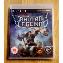 Playstation 3: Brutal Legend (EA Games)