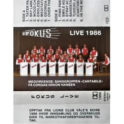Fokus- Live 1986 (Holmestrand)