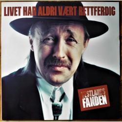 Vestlandsfanden- Livet har aldri vært rettferdig (LP- Vinyl)