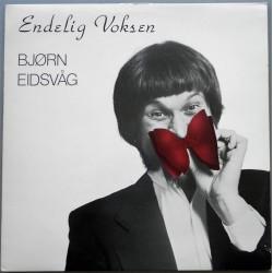 Bjørn Eidsvåg- Endelig Voksen (Vinyl-LP)
