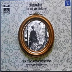 Elin Prøysen synger skillingsviser (LP- Vinyl)