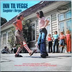 Inn til vegge- Sangleker fra Bergen (LP- Vinyl)