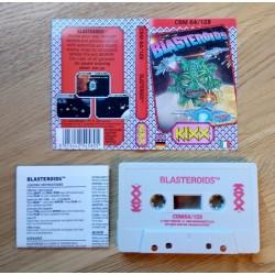 Blasteroids (Kixx) - Commodore 64 / 128