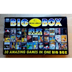 Beau-Jolly Big Box - 30 Amazing Games In One Big Box - Commodore 64