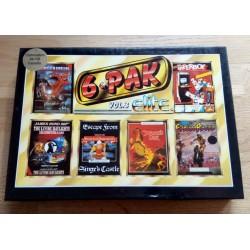 6-Pak Vol. 3 (Elite) - Commodore 64 / 128