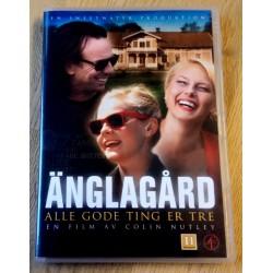 Änglagård - Alle gode ting er tre (DVD)