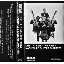 Chet Atkins/The First Nashville Guitar Quartet