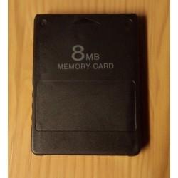 8 MB Memory Card - Playstation 2