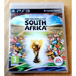 Playstation 3: 2010 FIFA World Cup South Africa (EA Sports)