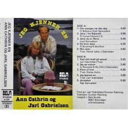 Ann Cathrin og Jarl Gabrielsen- Jeg kjenner en