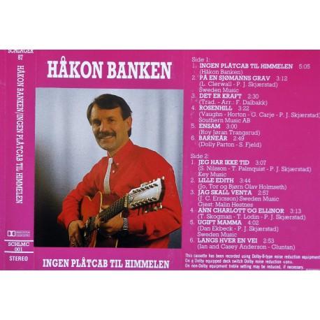 Håkon Banken- Ingen plåtcab til himmelen