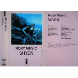 Roxy Music- Siren