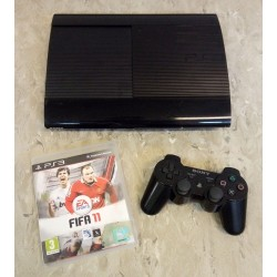 Playstation 3 Super Slim - Komplett konsoll med 500 GB HD