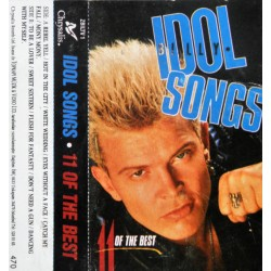 Billy Idol- Idol Songs- 11 of the Best