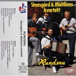 Stensgård & Midtliens Kvartett- Rundsnu