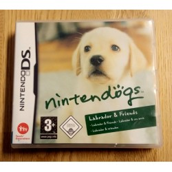 Nintendo DS: Nintendogs - Labrador & Friends
