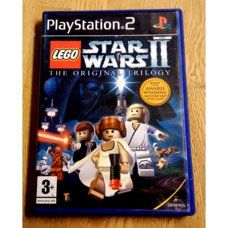 LEGO Star Wars II: The Original Trilogy (LucasArts) - Playstation 2