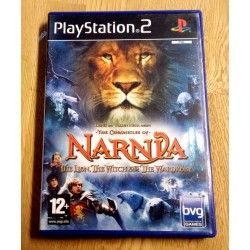 The Chronicles of Narnia - The Lion, The Witch and The Wardrobe - Playstation 2