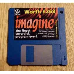 Amiga Format Cover Disk Nr. 53A: Imagine