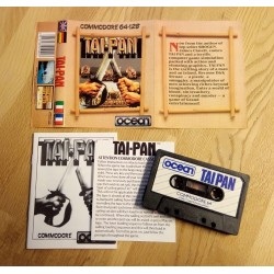 Tai-Pan (Ocean) - Commodore 64 / 128