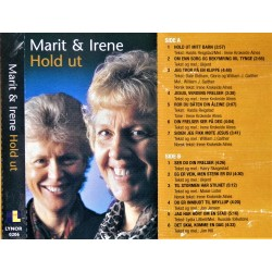 Marit & Irene- Hold ut
