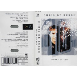 Chris de Burgh- Power of Ten