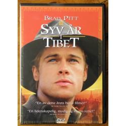 Syv år i Tibet (DVD)
