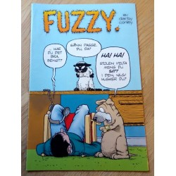 Fuzzy - Se opp for Fuzzy - Giveaway