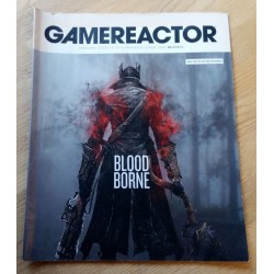 Gamereactor - 2015 - Mars - Nr. 120 - Bloodborne