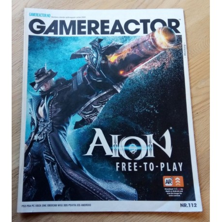 Gamereactor - Nr. 112 - Aion