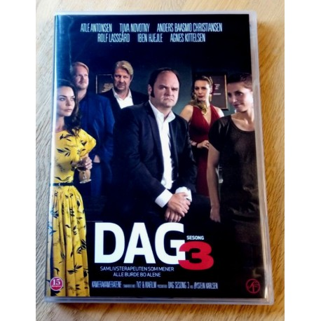 Dag - Sesong 3 - DVD