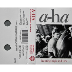a-ha- Hunting High And Low