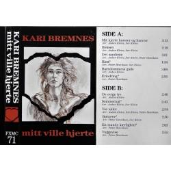 Kari Bremnes- Mitt ville hjerte