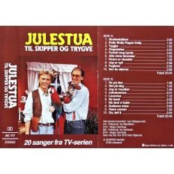 Julestua til Skipper og Trygve