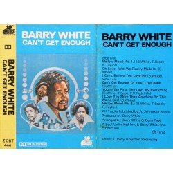 Barry White- Can't Get Enough