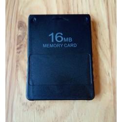 16 MB Memory Card - Playstation 2